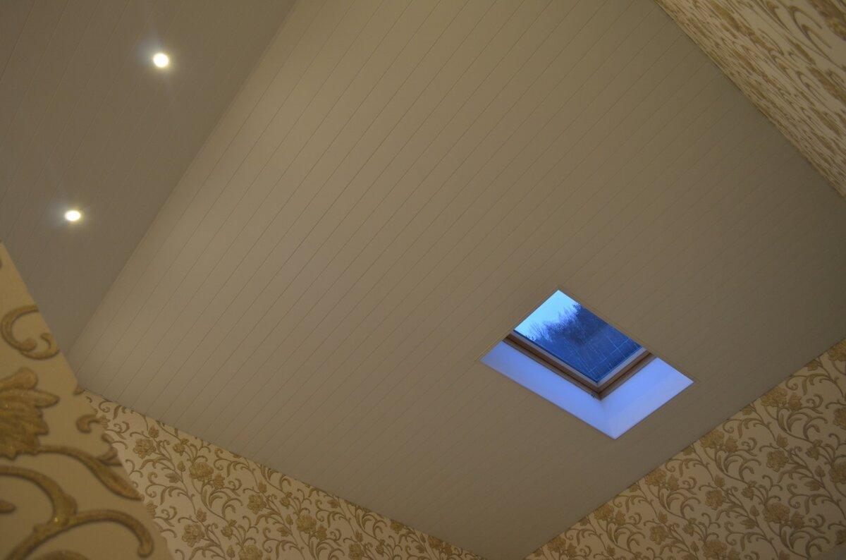 Реечный потолок №20