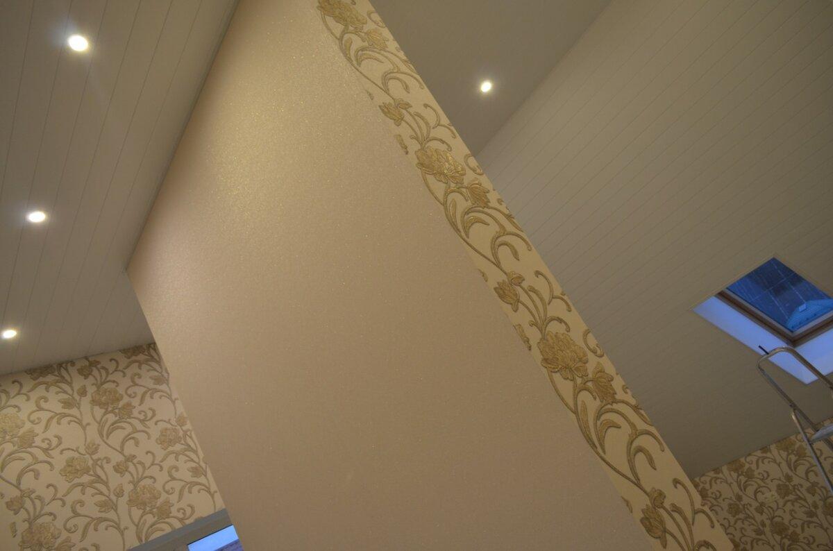 Реечный потолок №22