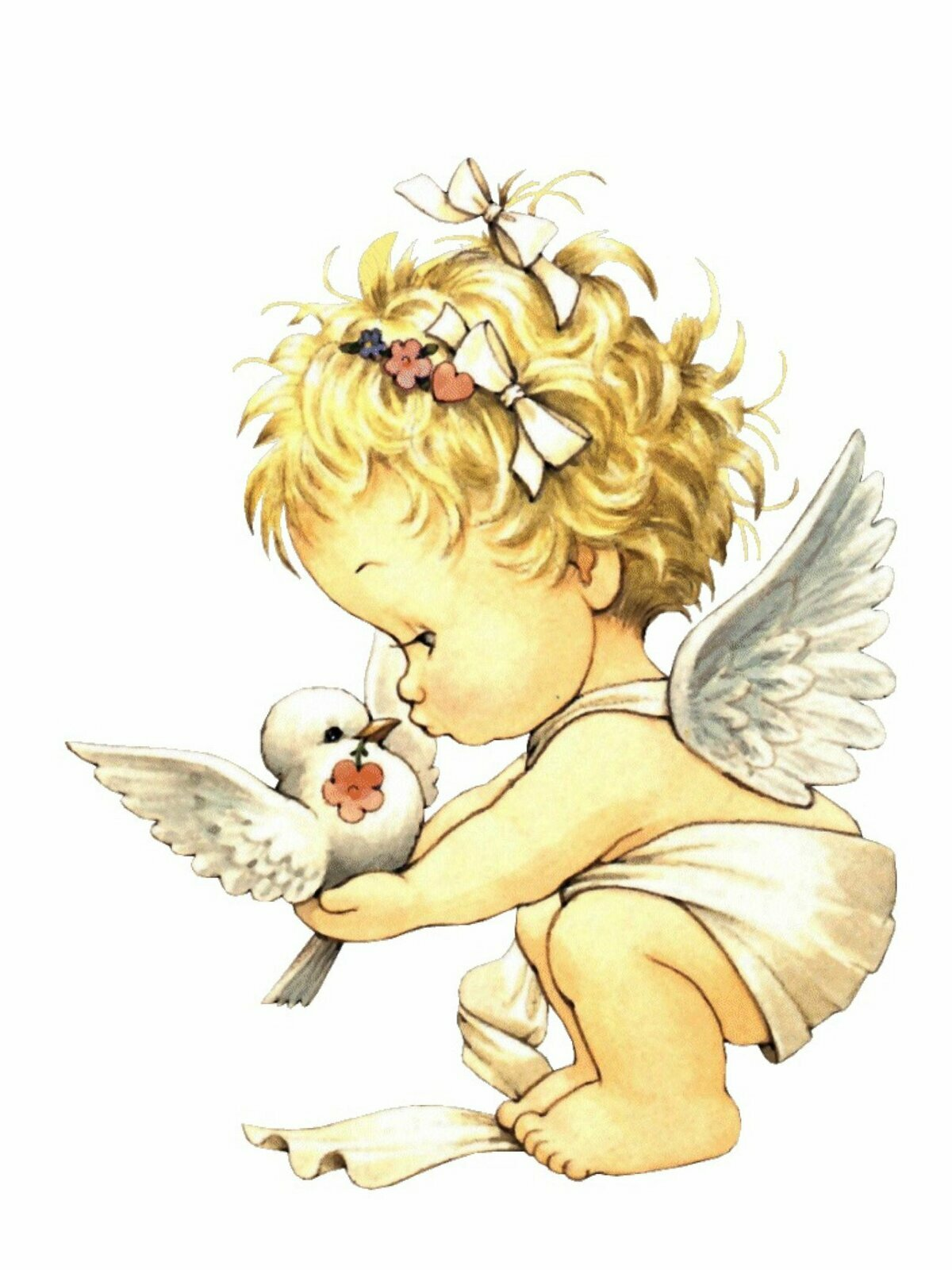 вид, прическа, картинка ангелочек для печати все просто, для
