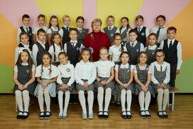 Общие фотографии классов. Начальная школа