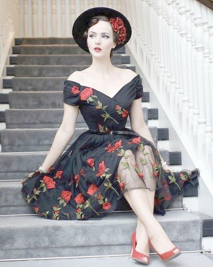 Картинки стиль в одежде ретро