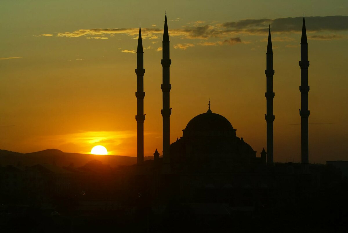Исламские картинки природы