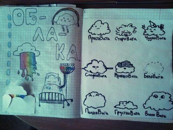 Прикольные рисунки для личного дневника мальчика