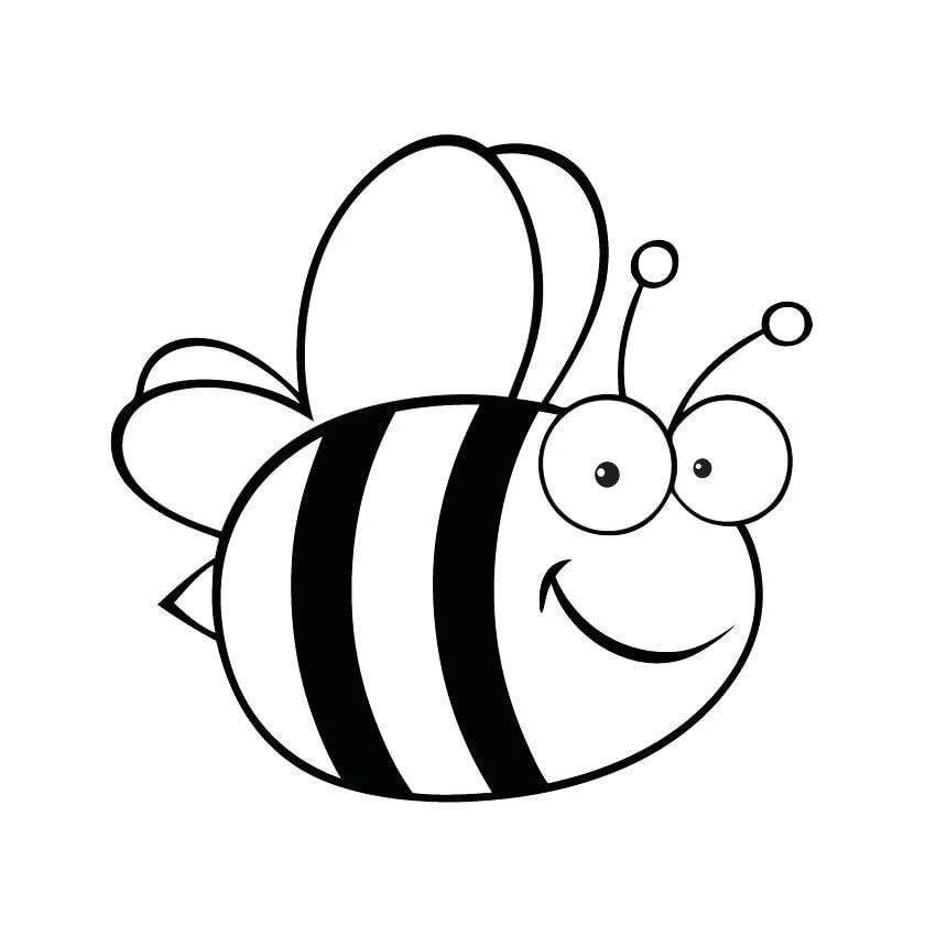 шаблоны картинки пчелы легенды советских дворов