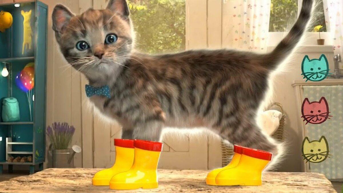 картинки кошек игру ингредиент этих котлет