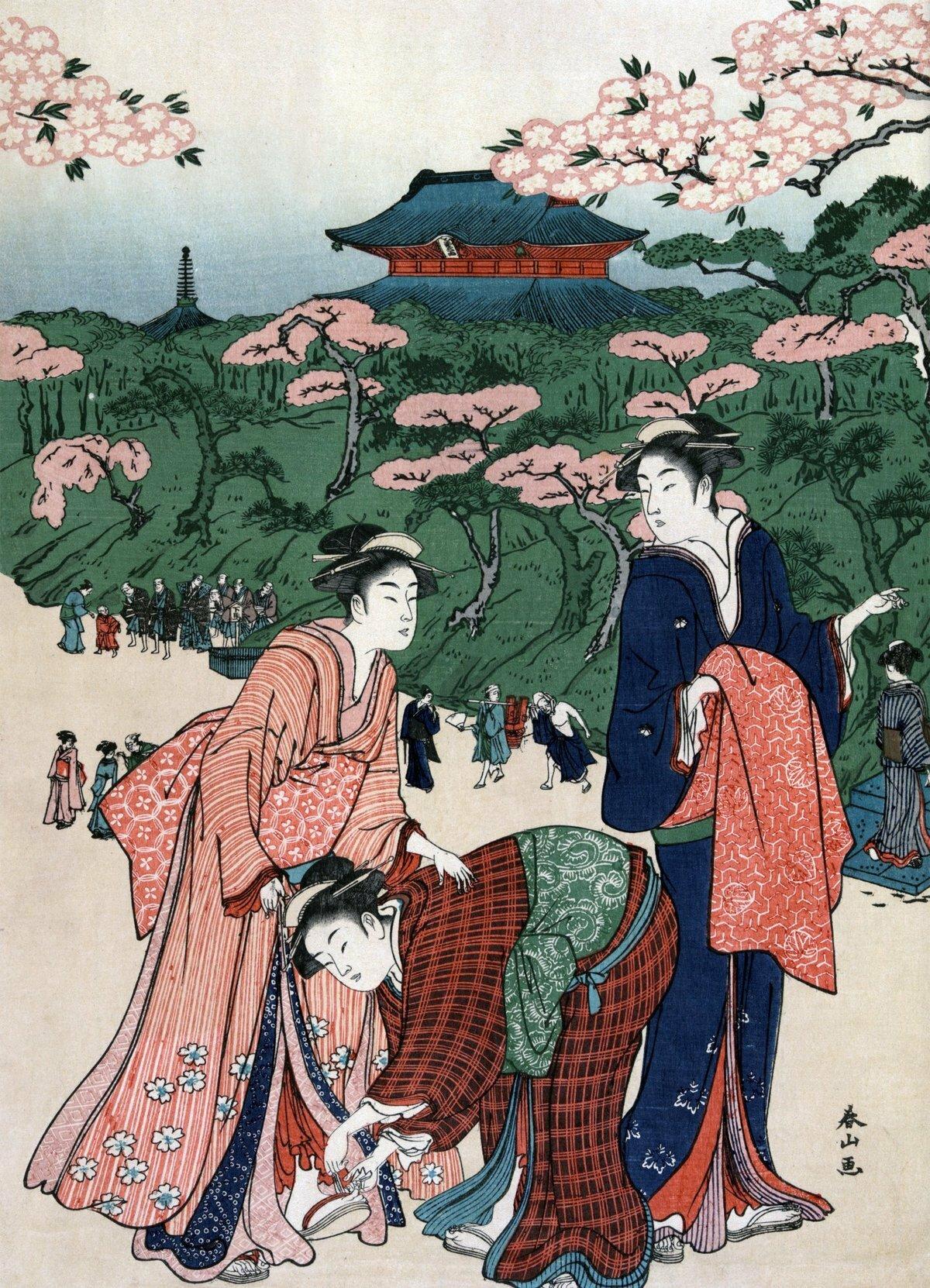 картинки корея китай япония элайджи вполне традиционная