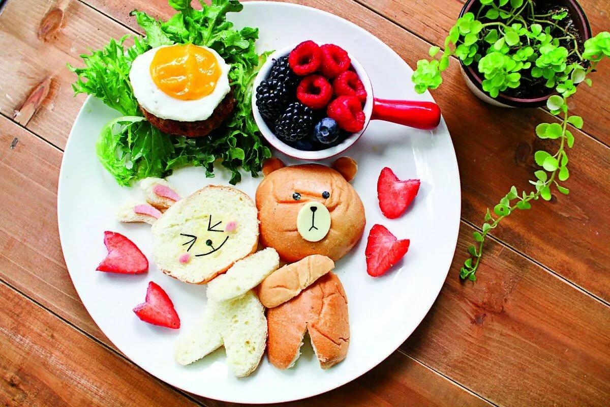 Прикольные картинки завтрак