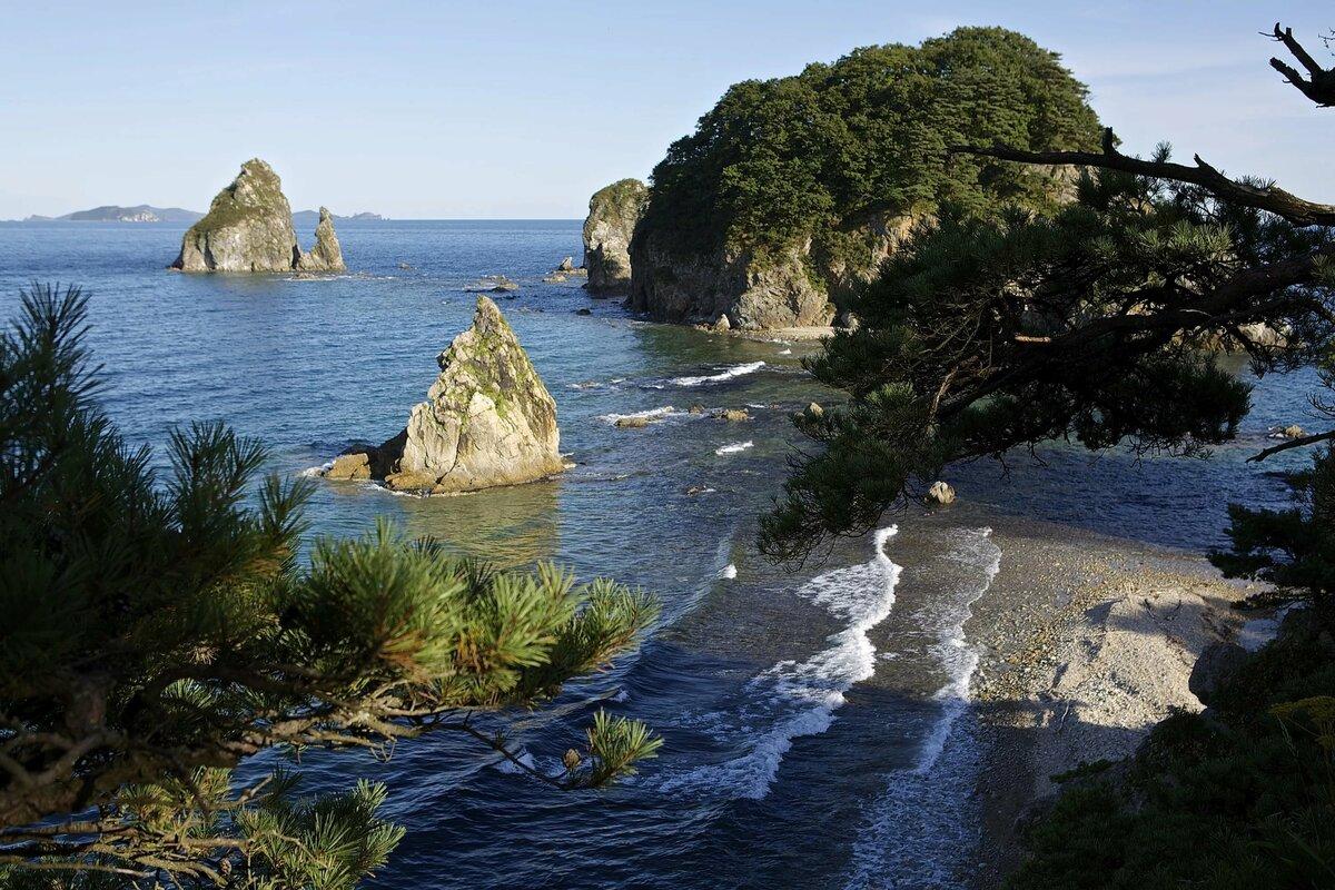 мне морские пейзажи прим края фото интенсивность