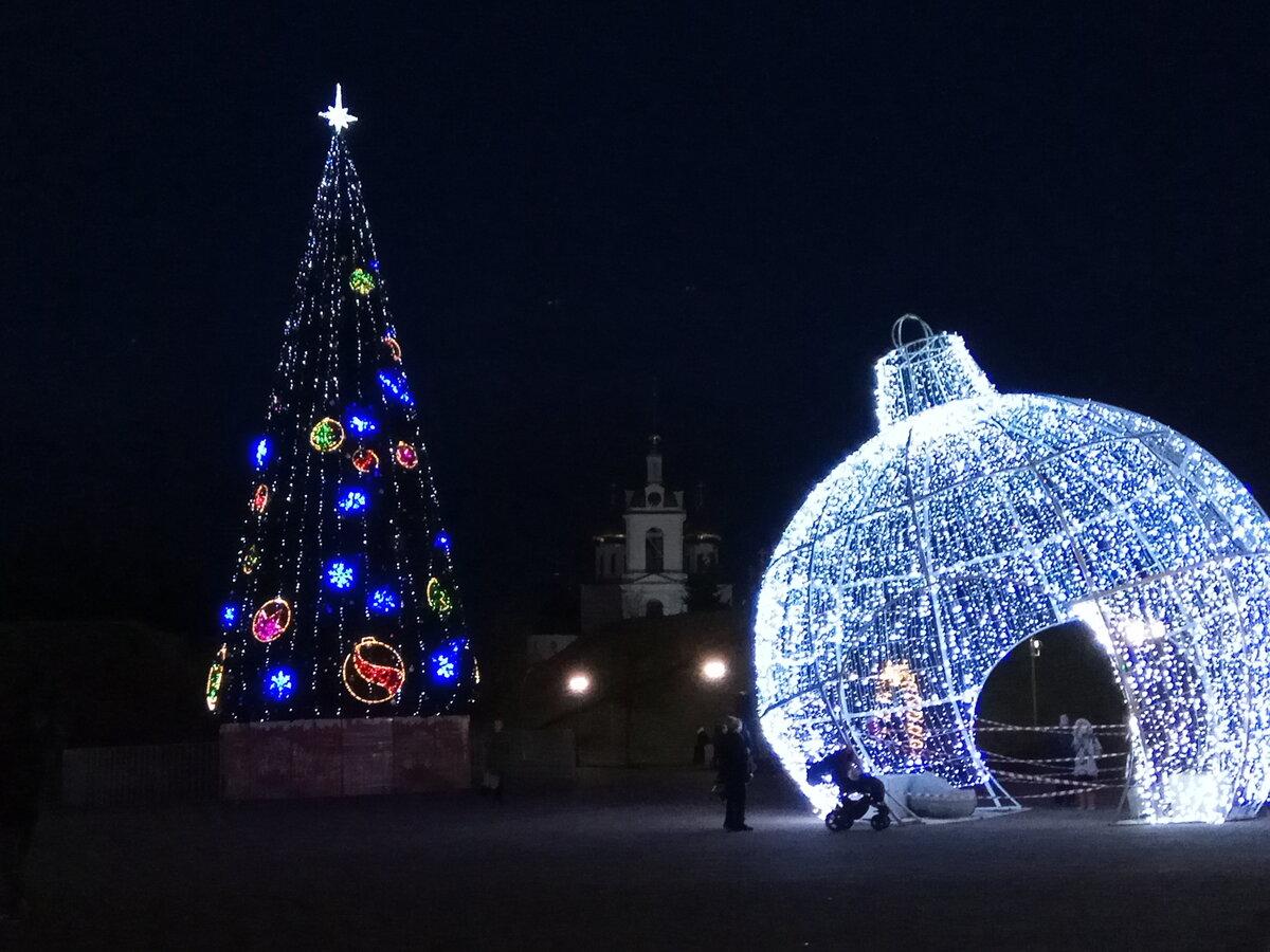 Дополнительное освещение появится на десяти улицах Дмитрова до конца января