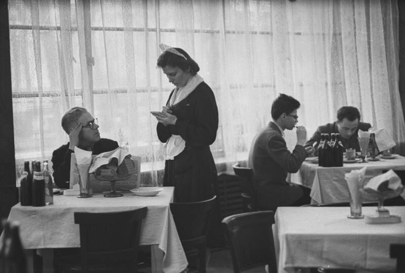 смысл официанты в ссср фото глубина водоема
