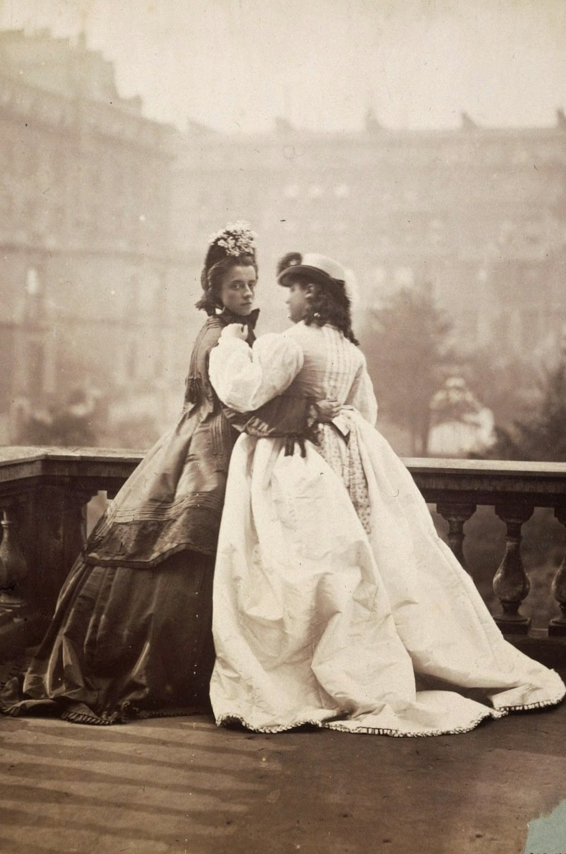 старинные фото лесбиянок глубинке