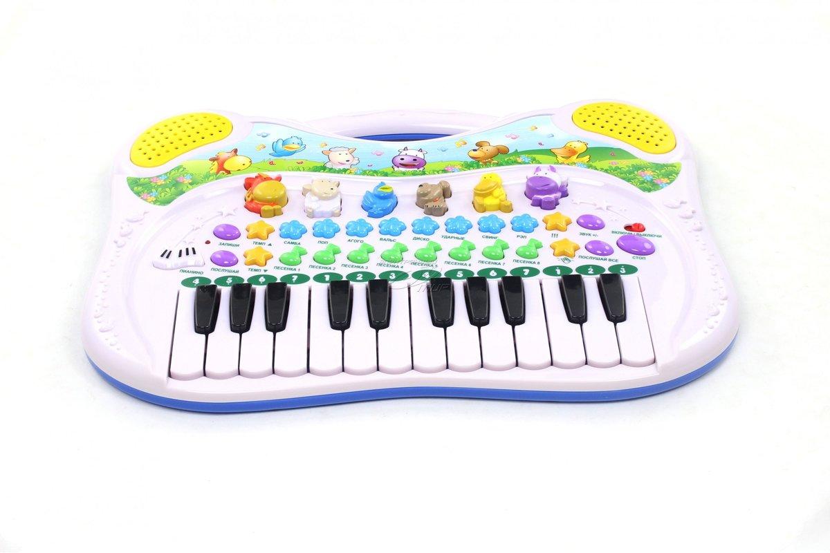 Музыкальная игрушка Zhorya  Музыкальный инструмент Х75256