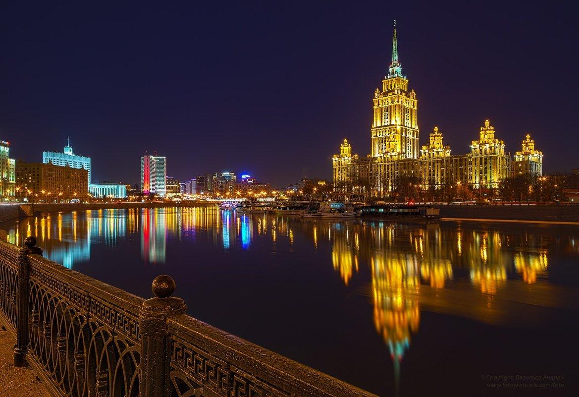 москва городской пейзаж сфотографировать