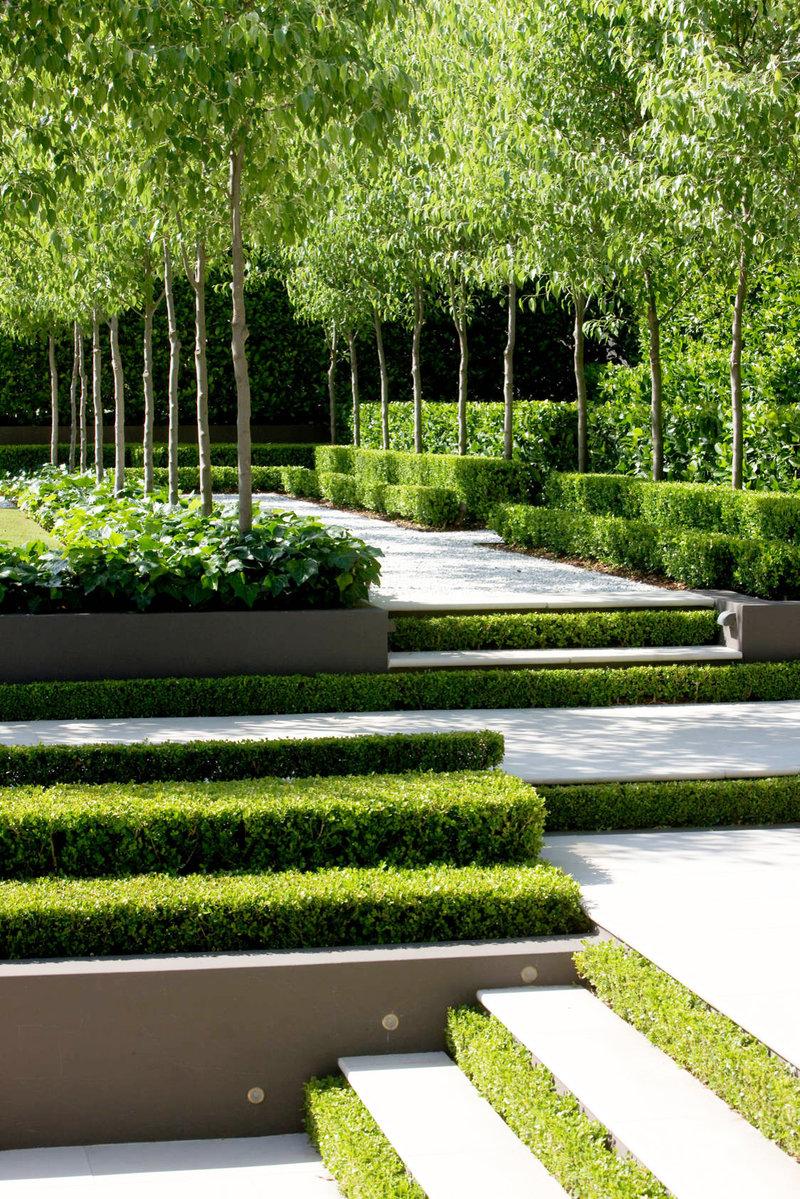 Дизайн садового участка 6 66