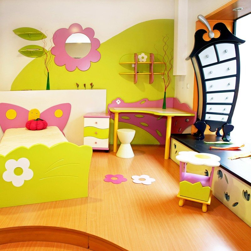 Картинки в спальню детские