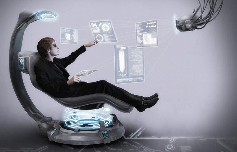 гаджеты будущего 2050
