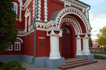 воскресенская церковь борисово
