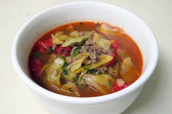 мясные супы простые рецепты