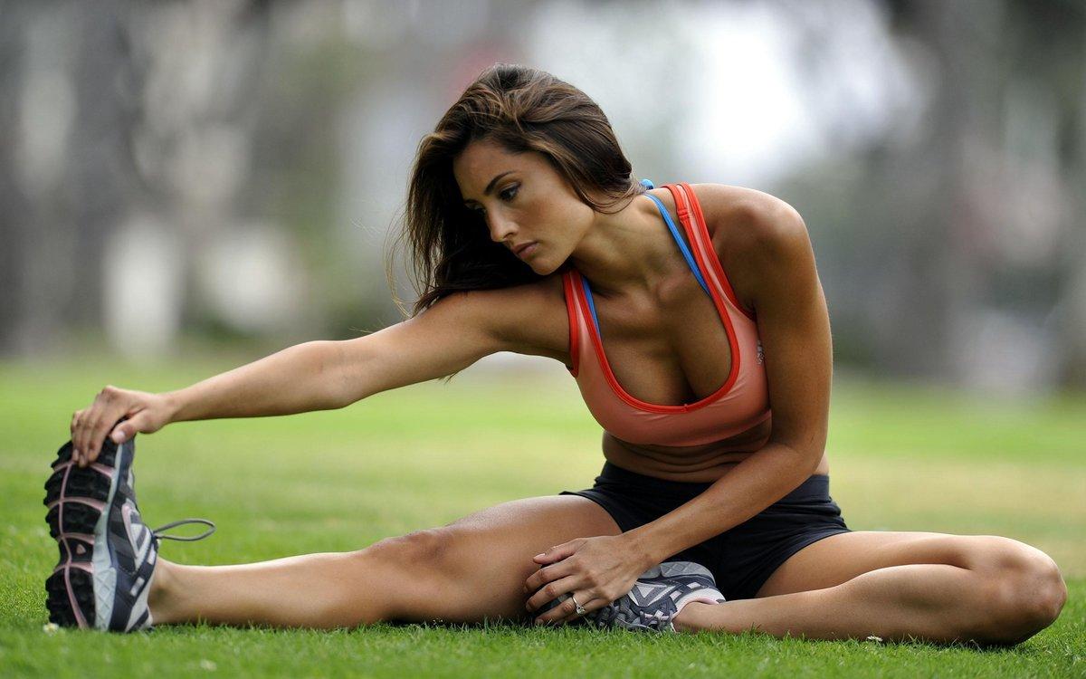 это девушки красивые спортивные фотографии даже