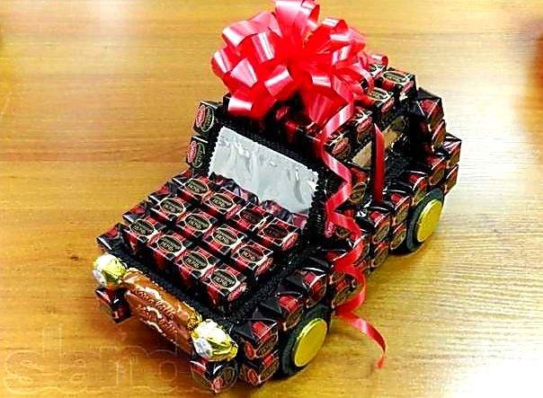 Для водителя подарок