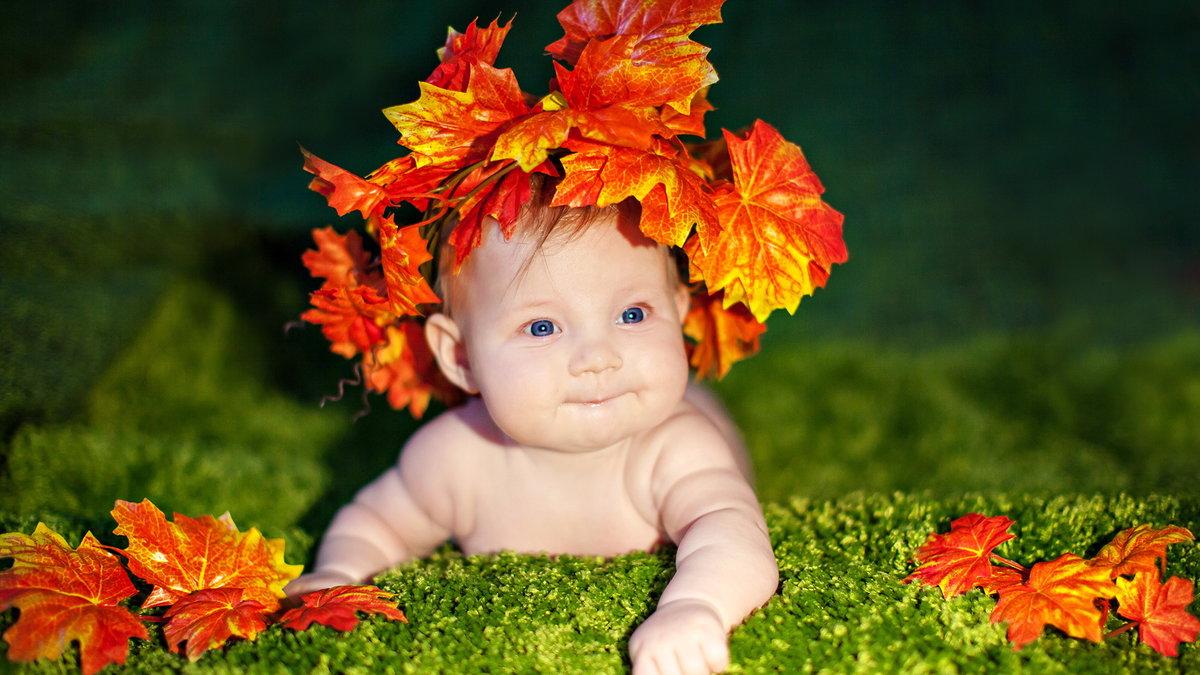 Картинки надписями, картинки осень и дети красивые