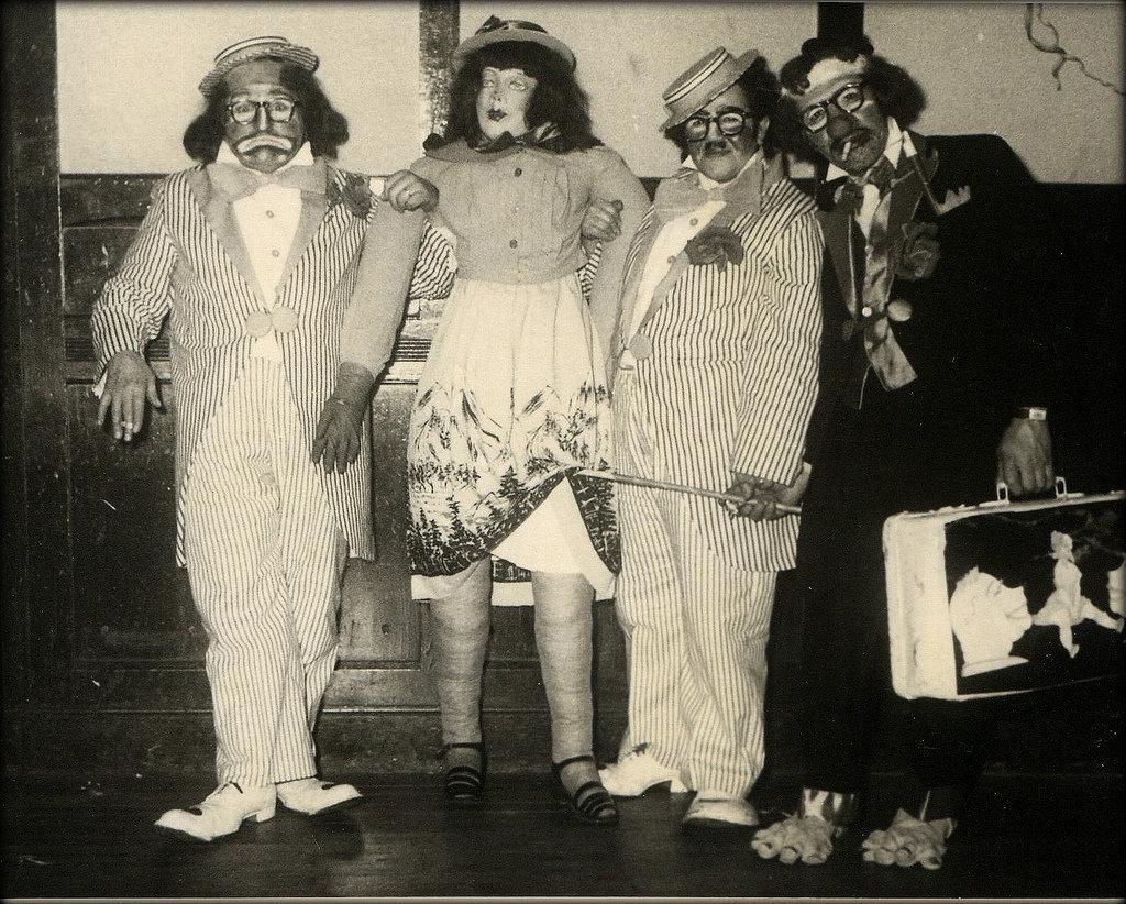фото циркачей прошлого века слову, этот рекорд