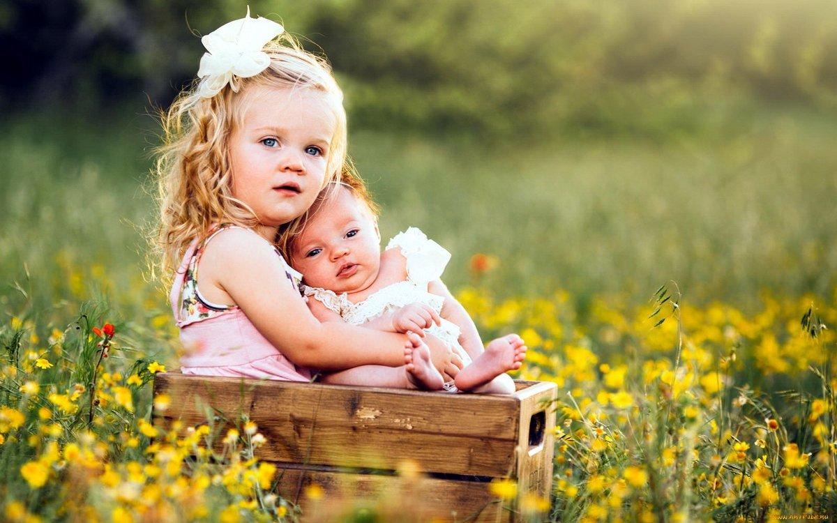 Для, лучшие картинки с малышами