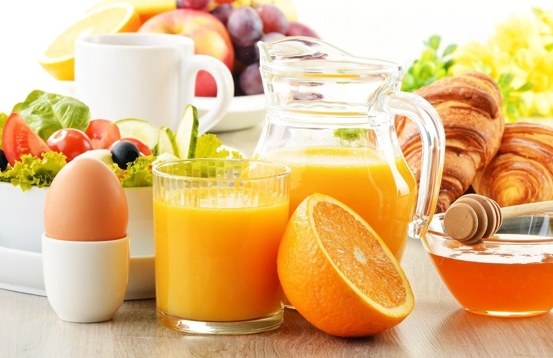 Апельсиновая И Куриная Диета.