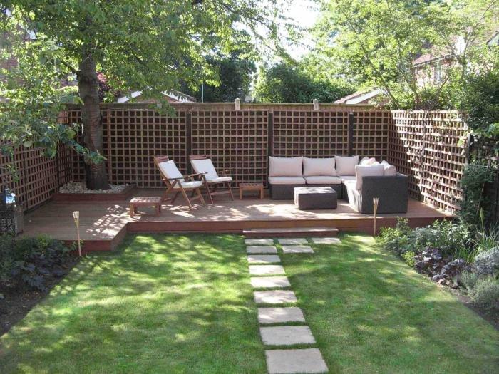Как сделать схему своего двора