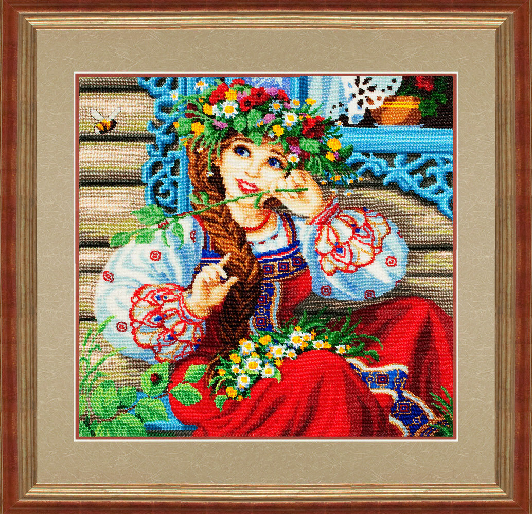 Украинские мотивы в рукоделии картинки