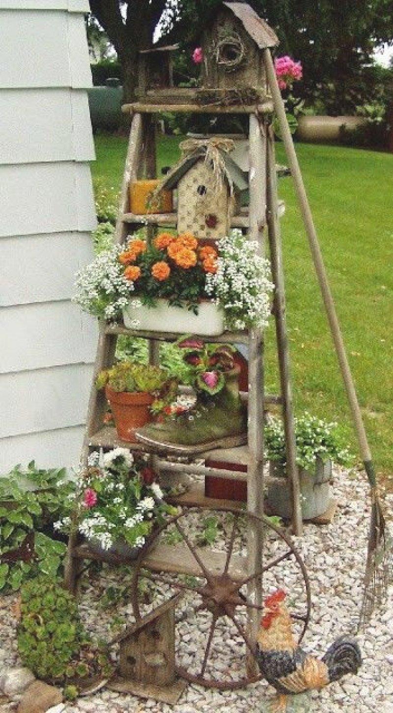 Etonnant Country Garden Decor   House Decor Ideas