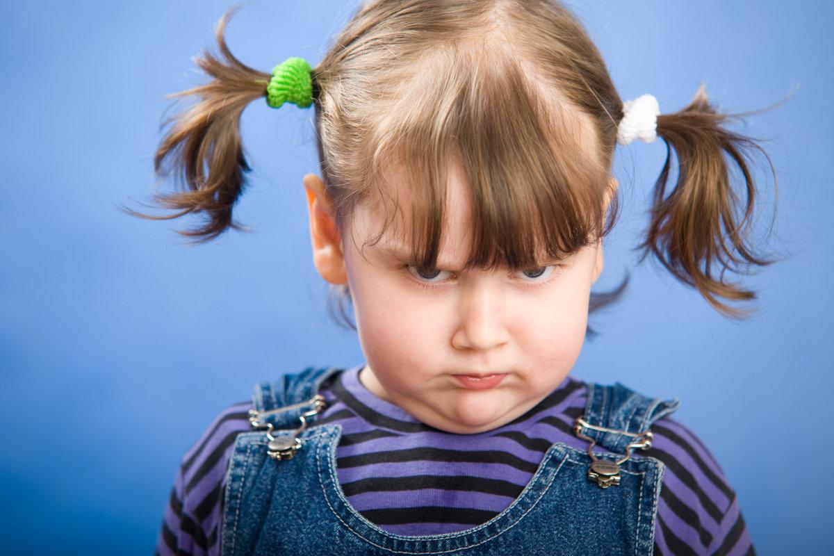 Прикольные картинки обиженных детей