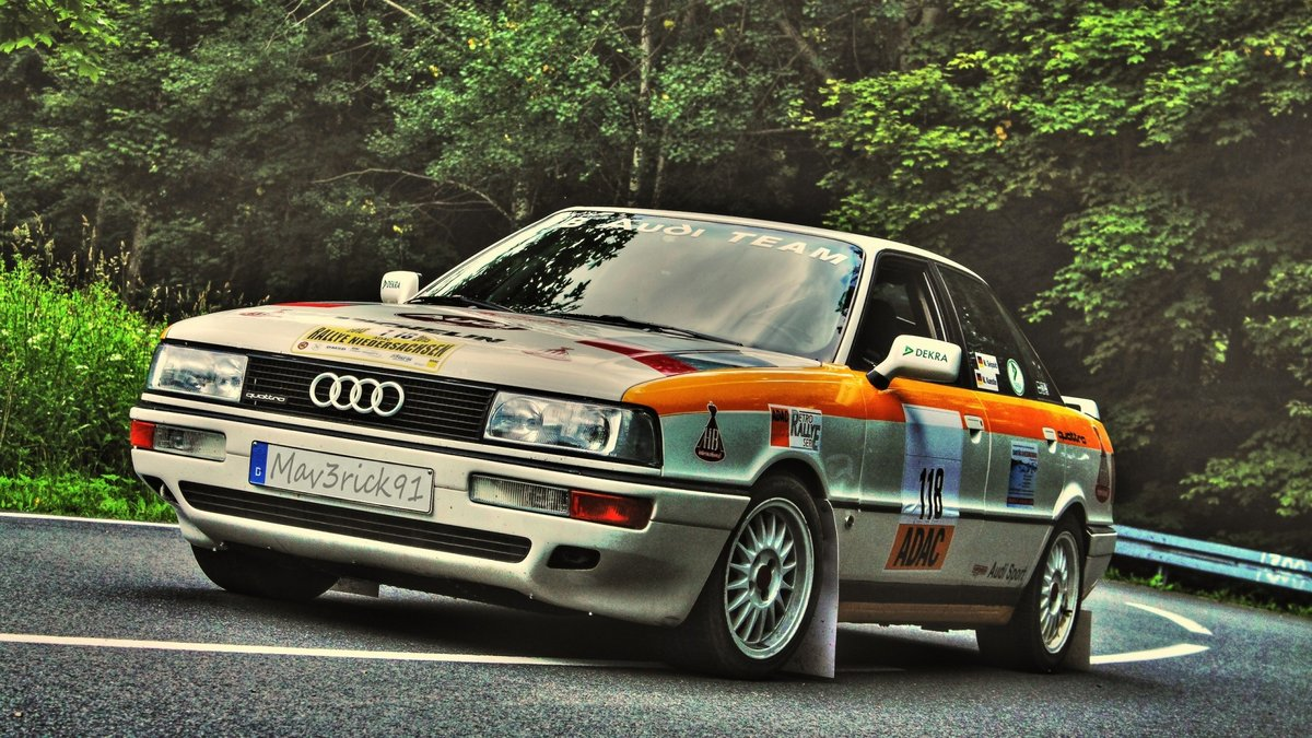 """Audi 2 0 T >> """"Audi Quattro Wallpaper - Bing images"""" — card from user Tatoo2020 in Yandex.Collections"""