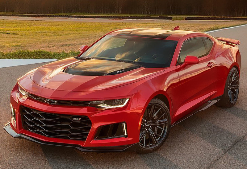 "2017 Chevrolet Camaro ZL1"" — card from user Kod in Yandex Collections"