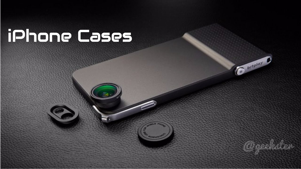 Top 6 Best Iphone Cases 2016 2017 Gadgets You Card From User