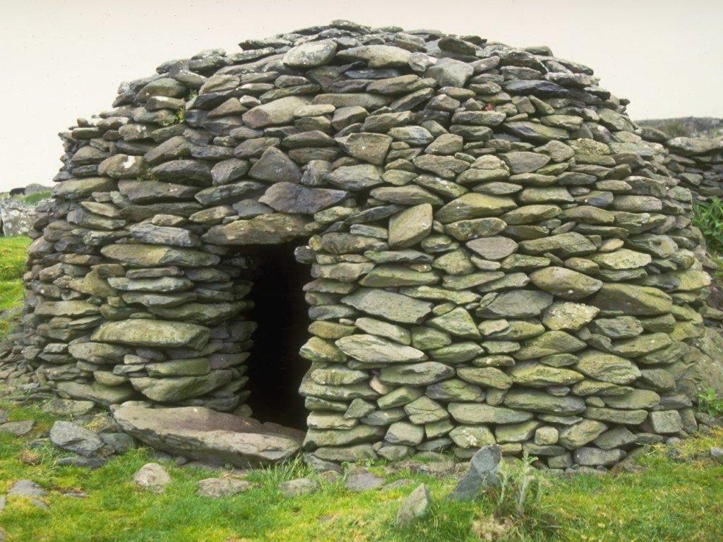 целом древние жилища человека картинки ещё самом начале