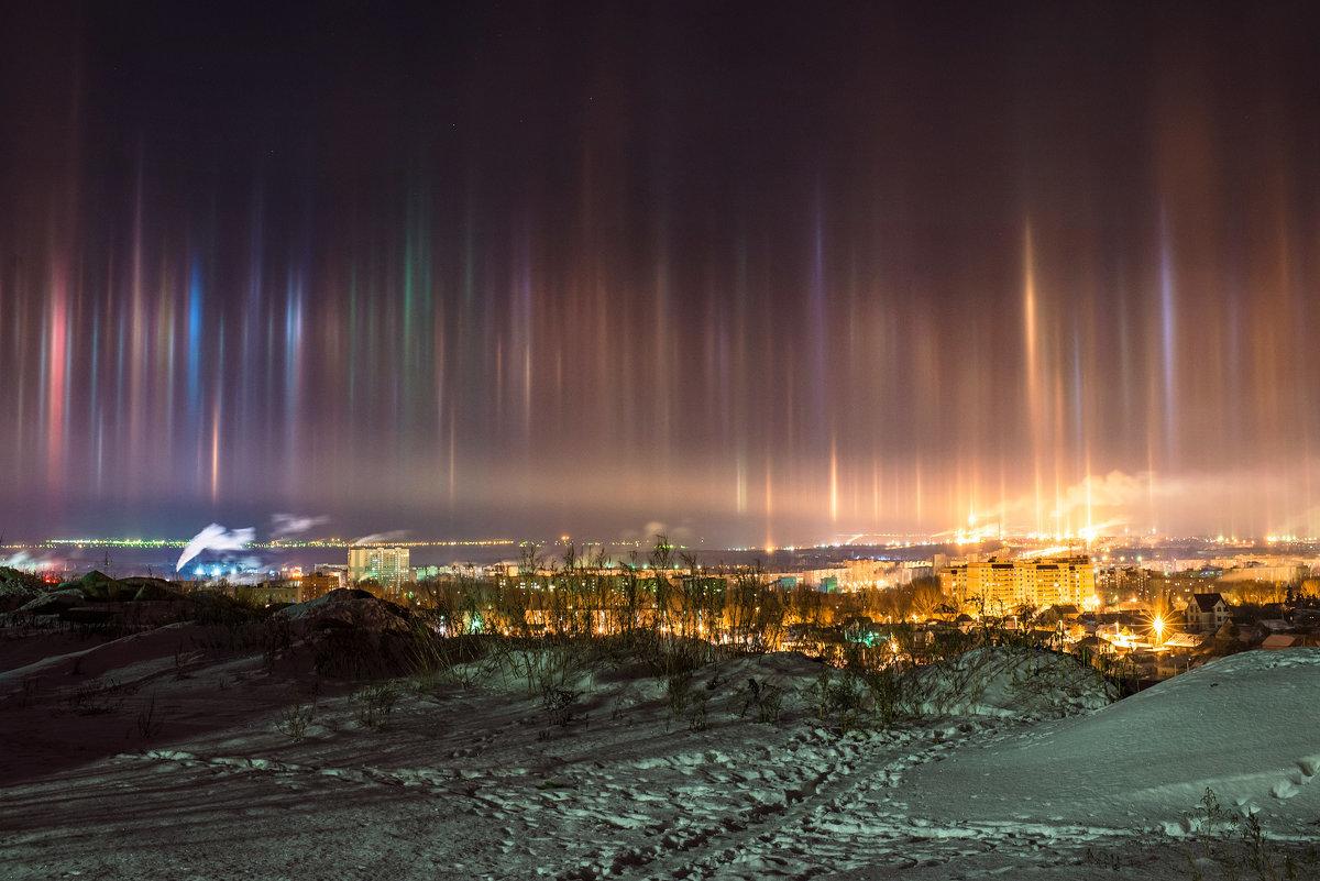 фото природных световых эффектов скажут, что