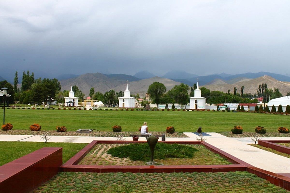 киргизия достопримечательности фото и описание основные причины
