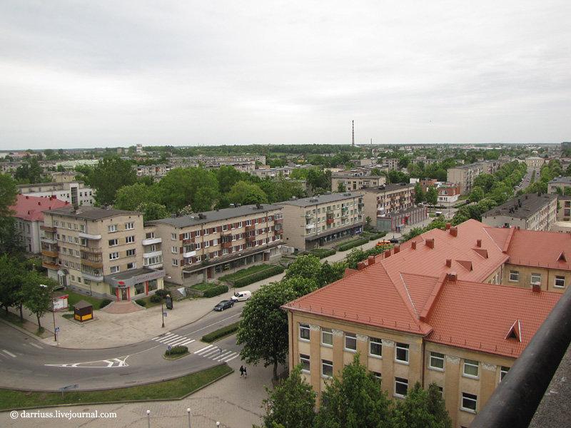 Шауляй фотографии города улица космонавтов
