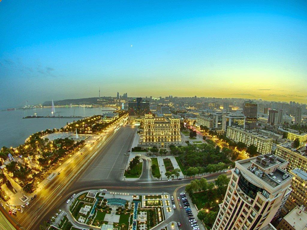 Баку картинки города