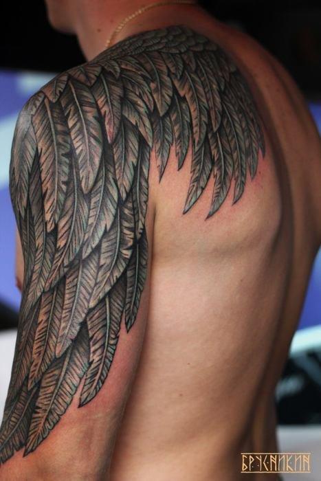 согласны нами, крылья тату фото картинки купить трафарет олененок