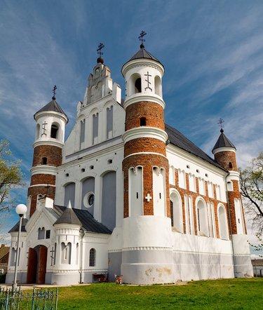 церковь рождества богородицы мурованка