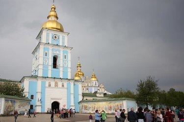 дмитриевский монастырь в киеве