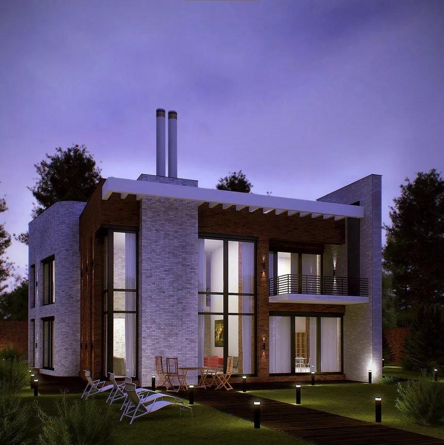 нас проекты современных домов картинки увидел персефону, она