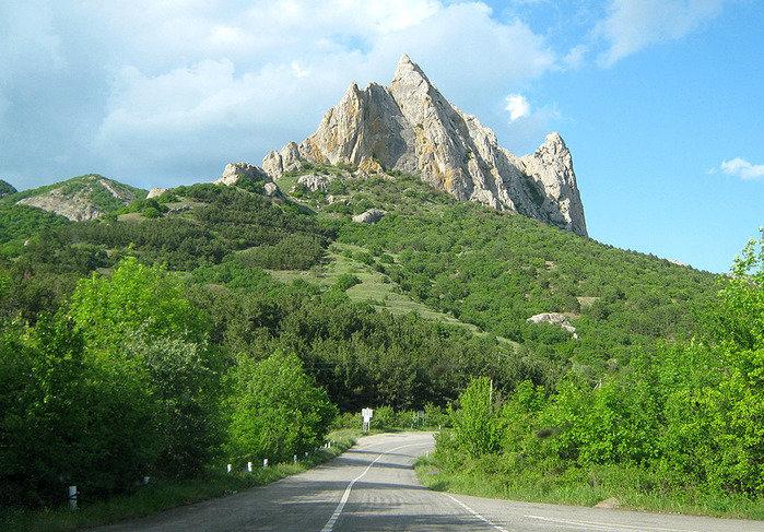 Крым, является неповторимой, богатой частью природы нашей страны.