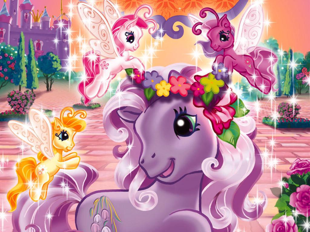 Вконтакте, игра для девочек открытка пони