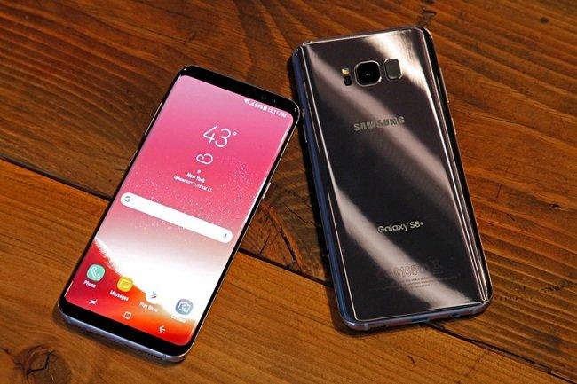 Samsung Galaxy S8+: самый технологичный смартфон