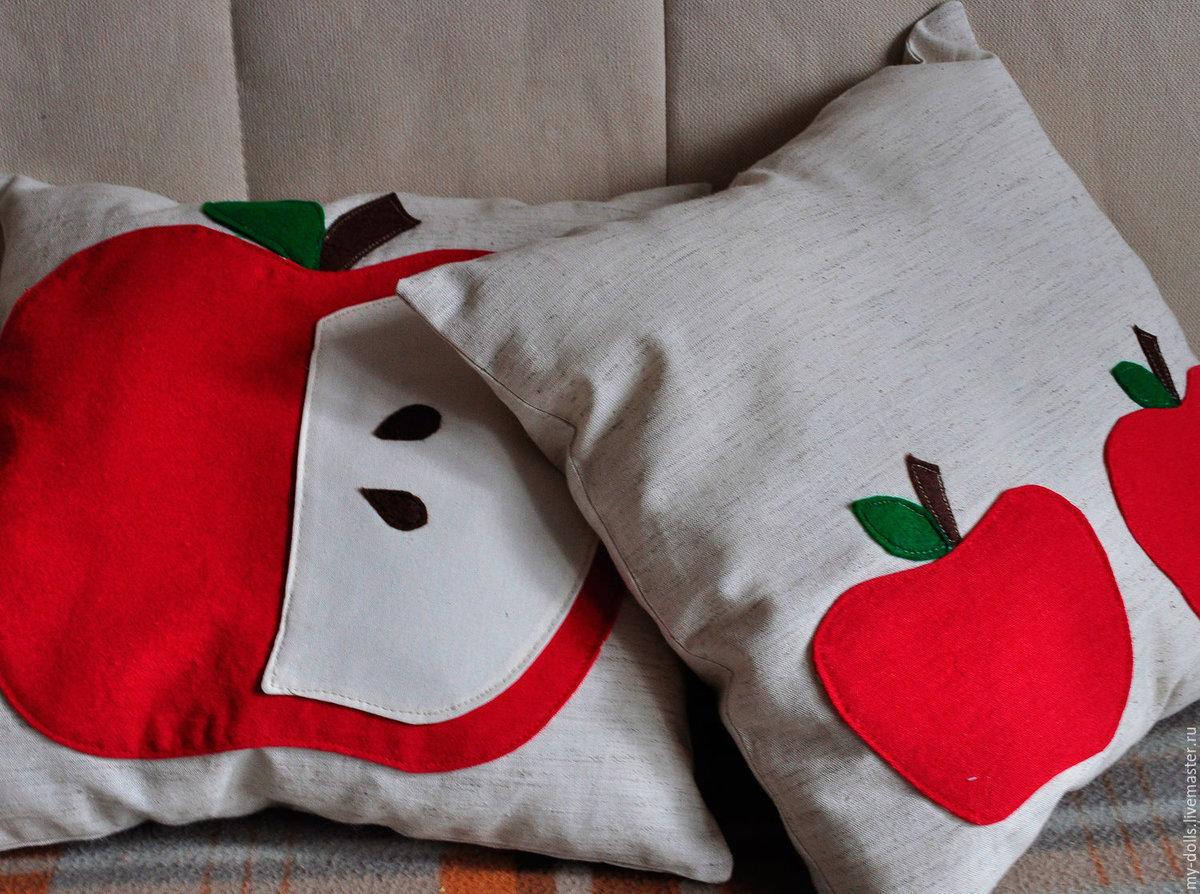 Картинки подушки своими руками