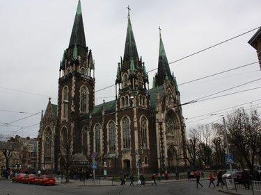Костёл Святой Эльжбеты