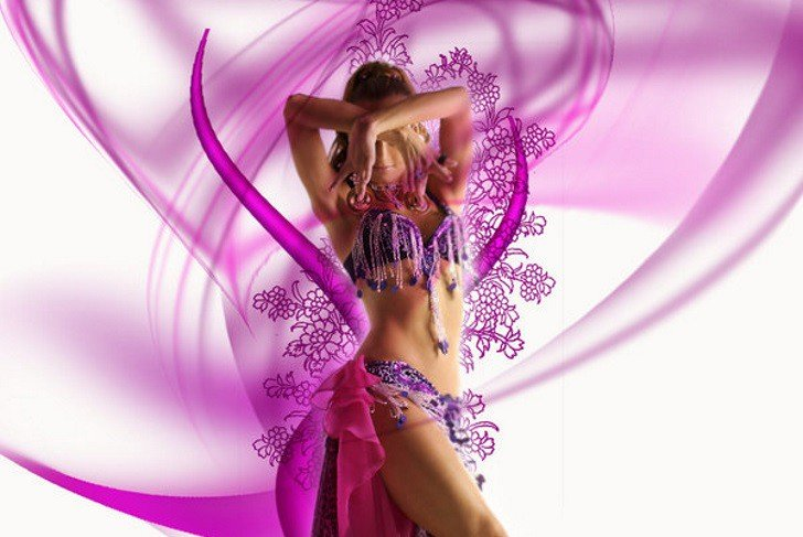 Восточные танцы картинки для рекламы